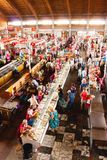 Food market in Gomel. This is an example of existing food market Stock Image
