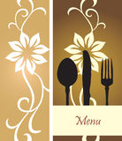 Food menu vector Stock Photos