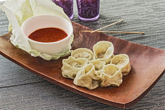 Food momos Royalty Free Stock Images