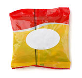 Food packet Stock Image