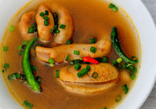 Food from the Philippines, Soup number 5, Stock Photo