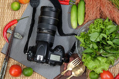 Food Photography Royalty Free Stock Photography
