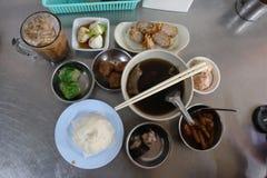 Food. Phuket breakfast call Tim Sum stock photos