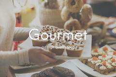 Food Piquant Delicious Cuisine Appetizing Concept Stock Images