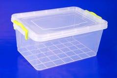 Food plastic box Stock Photography