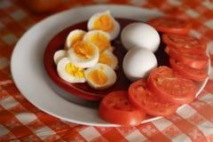 Food Plate Stock Image
