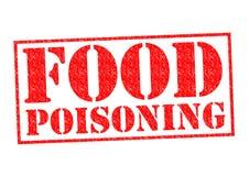 FOOD POISONING Stock Image