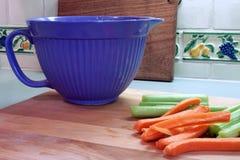 Food preparation Royalty Free Stock Image