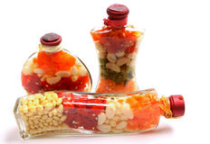 Food preservation. Is the process of treating and handling food Royalty Free Stock Photo