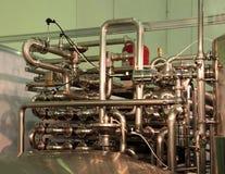 Food-processing przemysł Obrazy Royalty Free