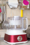 Food processor in the kitchen Royalty Free Stock Photos