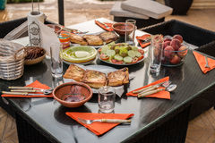Food. In Ramadan. Algeria, Annaba Stock Photo