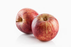 Food. Red apple isolated on white background Stock Image