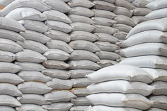 Food sacks Stock Image
