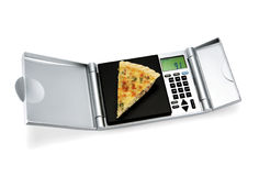 Food scale Royalty Free Stock Images