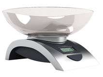 Food scales Stock Image