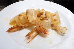 Food scraps Stock Photo