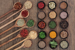 Food Seasoning Stock Photography