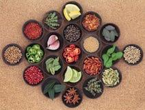 Food Seasoning Stock Photography