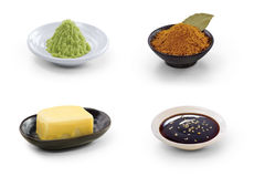 Food seasoning Stock Image