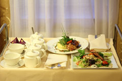 Food service Royalty Free Stock Photos