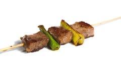 Food - shashlik Stock Image