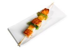 Food - shashlik Stock Images