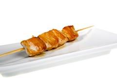Food - shashlik Stock Photo