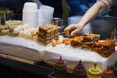 Food snacks fast food fast food Stock Photo