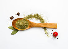 Food and spices herb for cooking. Stock Photos