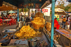 Food Stall Royalty Free Stock Image