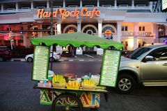 Food stand in Phuket Royalty Free Stock Photography