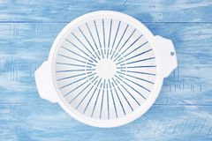Food Strainer Royalty Free Stock Photography
