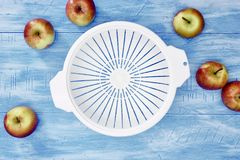 Food Strainer Stock Photography