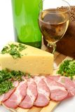 Food stuffs stock images