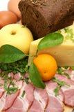 Food stuffs Stock Image