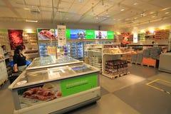 Food supermarket Royalty Free Stock Photos