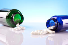 Food Supplements, capsules