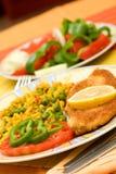 Food on table Stock Photos