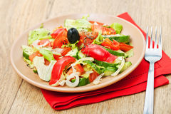 Food - tasty course Royalty Free Stock Images