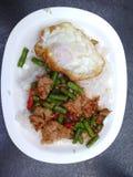 Food thai stock image