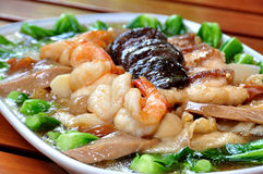 Food of Thailand. SeaFood of Thailand in Asia Stock Images