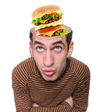 Food for thought Stock Photos