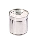 Food Tin Can. Royalty Free Stock Image