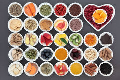 Food to Boost Immune System Stock Photography