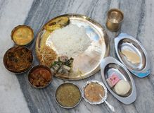 FOOD TRADITION IN BENGAL Stock Photos