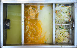 Food traps box. Of kitchen room Royalty Free Stock Images