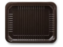 Food tray Stock Photo