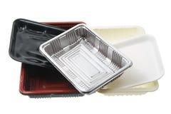 Food Trays Stock Photos