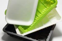 Food Trays Royalty Free Stock Image